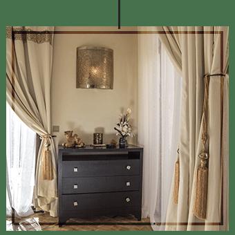 rideaux sur mesure à Ajaccio